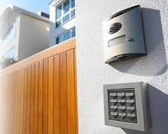Outdoor Security Panel